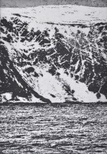 Seacliff 4 - Etching & aquatint. (18.5x26cm)